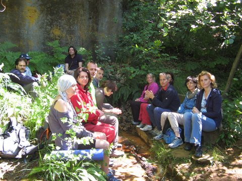 Walking in the Footsteps of The Magdalene June 16-23, 2012
