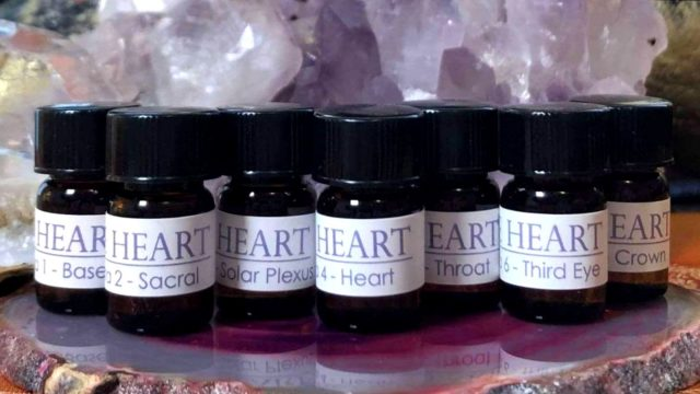 one heartbe essential oils